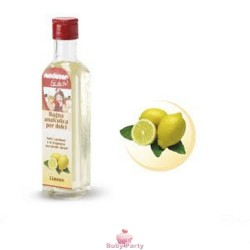 Bagna Analcolica Limone Per Aromatizzare Creme Ed Impasti 250 Ml Modecor