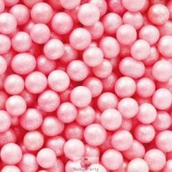 Perle di zucchero rosa Decora 100 gr