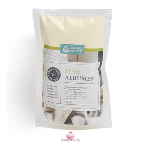 Albume puro in polvere Squires Kitchen 100 gr