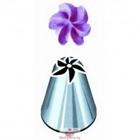 Cornetto fiore numero 107 per sac a poche Decora