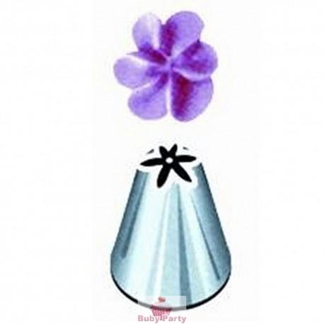 Cornetto fiore numero 129 per sac a poche Wilton