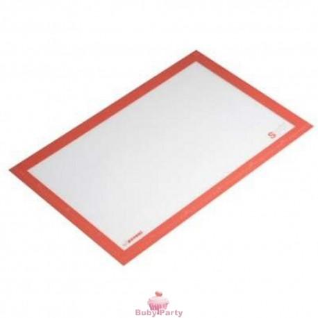 Tappeto In Silicone Per Impasti E Cottura 62X42 cm Pavoni