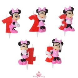 Candele Minnie Disney