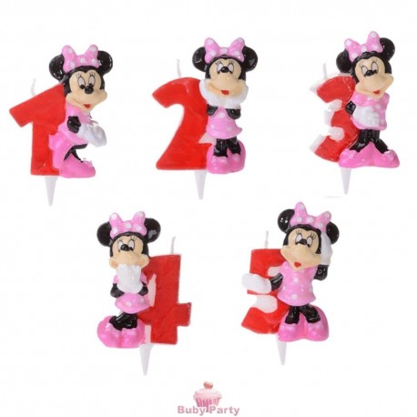Candele Minnie Disney