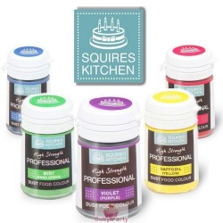 Colorante alimentare in pasta Squires 20 gr