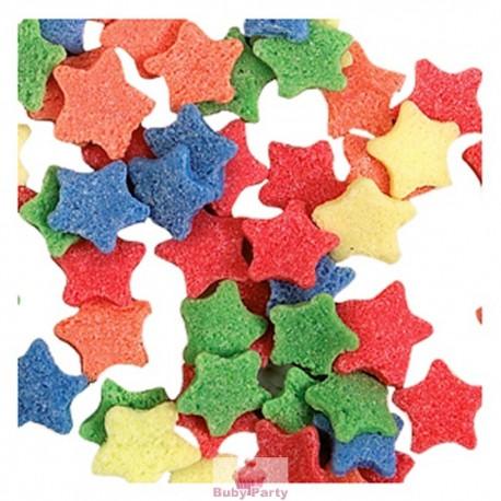 Stelline Di Zucchero Colorate