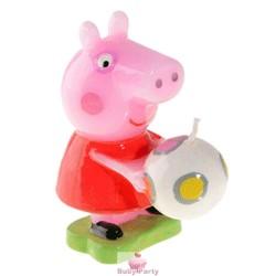 Candelina Per Torta Peppa Pig Modecor