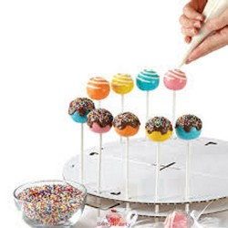 Piano Per Decorare 44 Cake Pops Wilton
