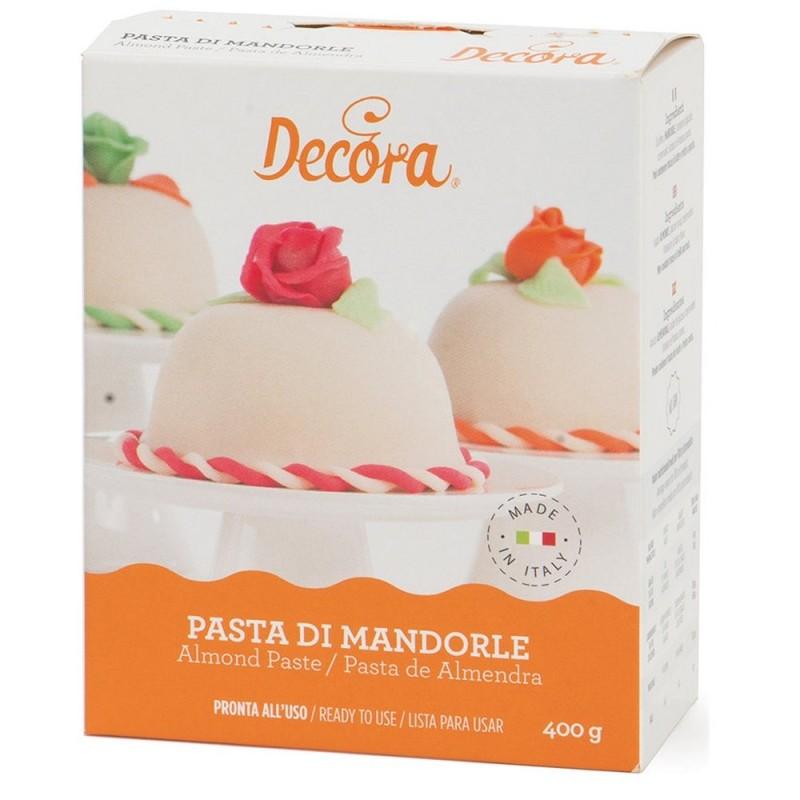 Pasta Di Mandorle 400g Decora