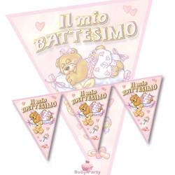 Bandierine Il Mio Battesimo 3,60 mt Magic Party