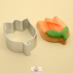 Tagliapasta Forma Di Tulipano In Metallo Modecor