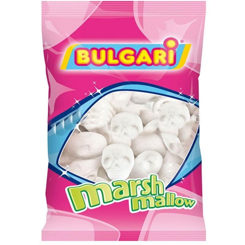 Teschi In Marshmallow 3D Ripieni Di Cioccolato 1 kg Bulgari
