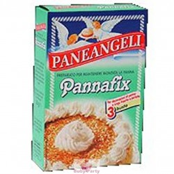 Preparato Pannafix Paneangeli 3 Bustine Da 10g