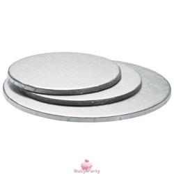 Cake board tondo bordo alto 1,2 cm Decora