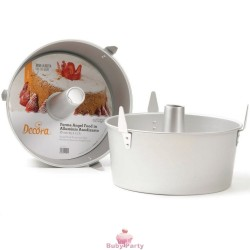 Stampo Torta Angel Food E Chiffon Cake cm 25,4 Decora