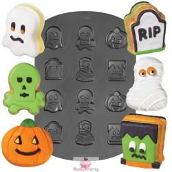 Piastra Antiaderente Mini Mostri Di Halloween Wilton