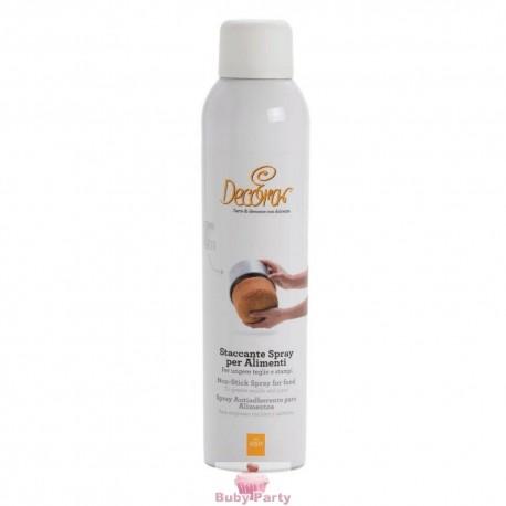 Staccante spray per alimenti Decora 250 ml