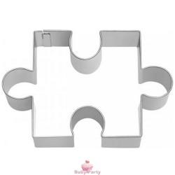 Tagliapasta In Metallo Puzzle Piccolo 4 cm Birkmann