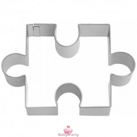 Tagliapasta in metallo puzzle grande