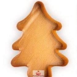 Stampo Forma Albero Di Natale In Carta Forno 900g