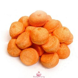Marshmallow palle da golf arancio 900 gr