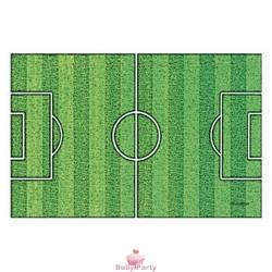 Campo Da Calcio In Cialda Per Torte Di Compleanno Modecor