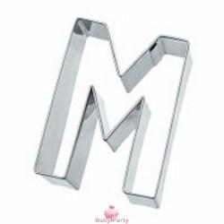 Tagliapasta Lettera M In Metallo 6 cm Birkmann