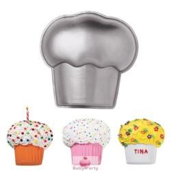 Stampo Alluminio Cupcake