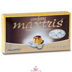 Confetti Maxtris Gusto Crème Caramel 1 kg