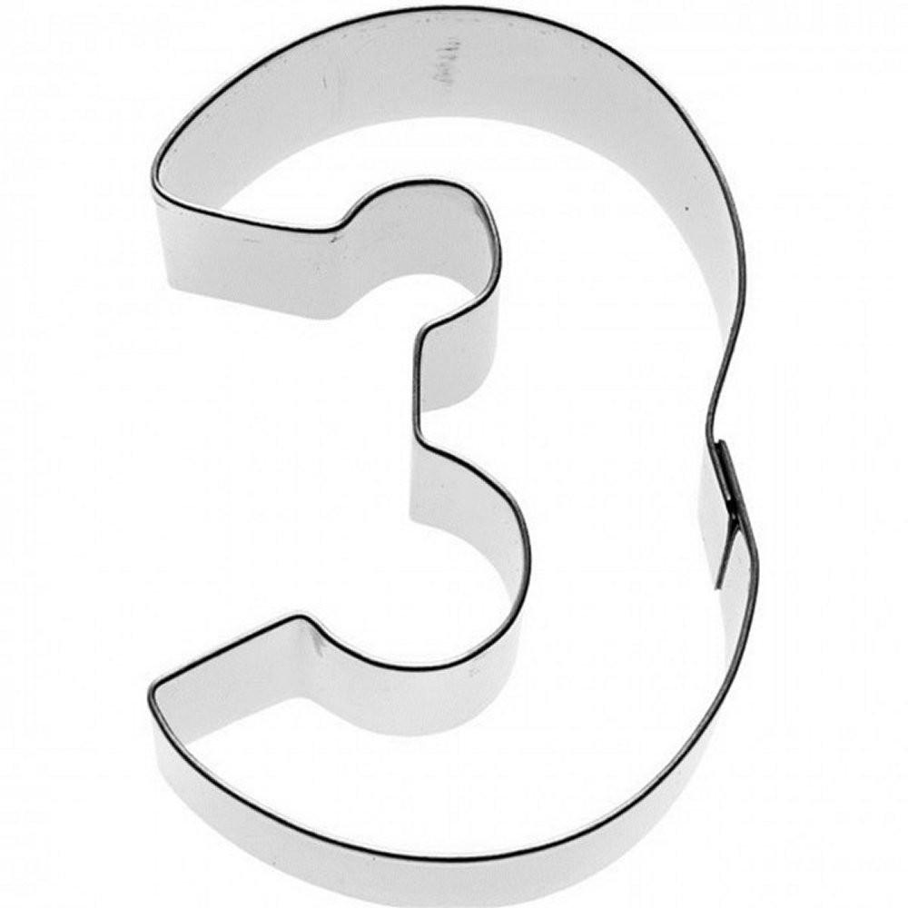 Tagliapasta numero 2 in metallo 6 cm Birkmann