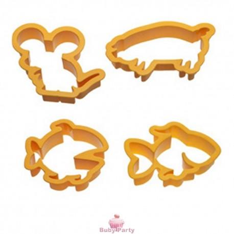 Taglia biscotti forma animali