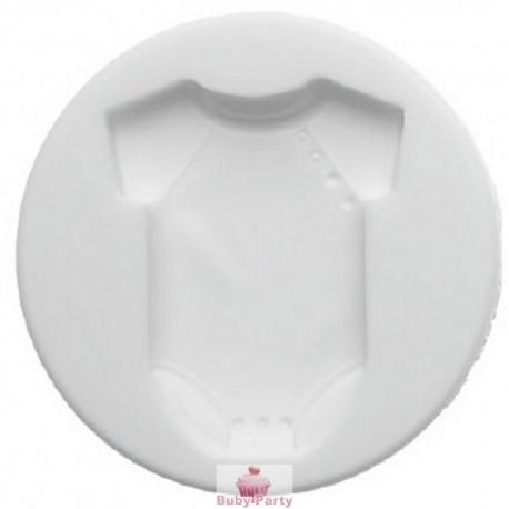 Stampo in silicone Baby Body per pasta di zucchero Silikomart