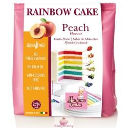 Preparato Rainbow Cake Pesca 100g Madame Loulou