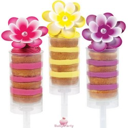 12 Picks Per Treat Pops A Fiori Wilton