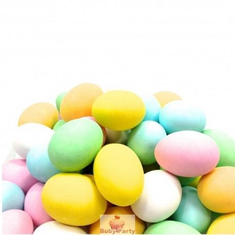 Ovetti Cioccolato Fondente Confettati 500g Crispo