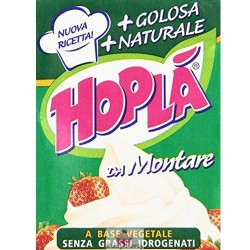Panna Da Montare Vegetale 500 ml Hoplà
