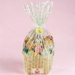 Sacchetti porta dolcetti pasquali 2 pz Wilton
