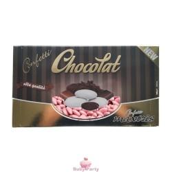 Confetti Cuoricini Rosa Mignon 1 kg Maxtris
