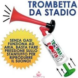 Tromba Da Stadio Ad Azione Manuale Senza Gas