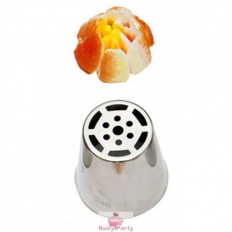 Cornetto speciale Tulipano 6 petali per sac a poche Decora