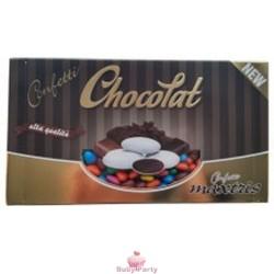 Confetti cuoricini mignon colori misti 1 kg Maxtris