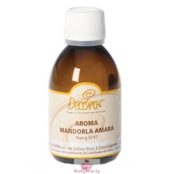 Aroma Mandorla Amara 50g Decora