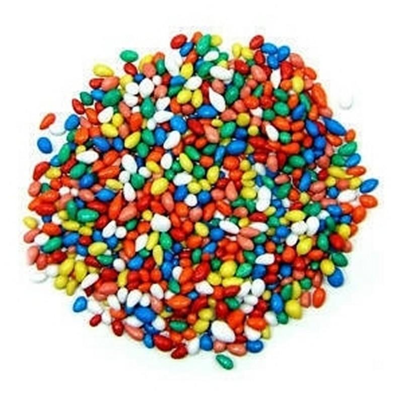 Confettini Anicini Colorati Per Dolci 55g