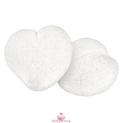 Marshmallow Bianchi A Forma Di Cuore 900g Bulgari