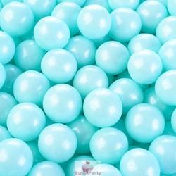 Perle Di Zucchero Perlescenti Celeste Ø 0,9 cm 100g Modecor