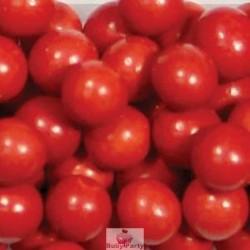 Perle Di Zucchero Rosso Perlato 100g Ambra's