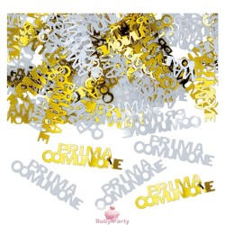 Coriandoli Decorativi Da Tavolo Prima Comunione 15g Big Party