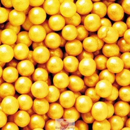 Perle Di Zucchero Oro 100g Decora