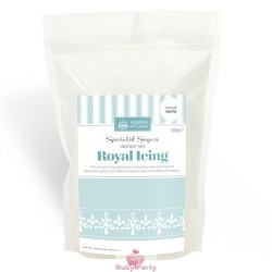 Ghiaccia Reale Professionale Royal Icing 500g Squires Kitchen