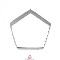 Tagliapasta Pentagono In Metallo 7 cm Stadter